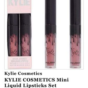 KYLIE COSMETICS mini liquid lipstick charm/candy k
